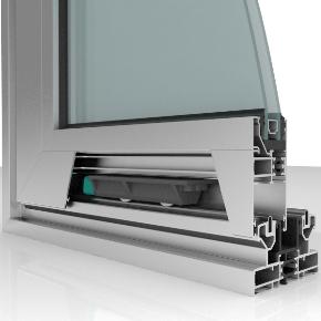 WIN-90S-TT - Aluminijski prozori - ALU stolarija, Serra Buje - Umag, Istra
