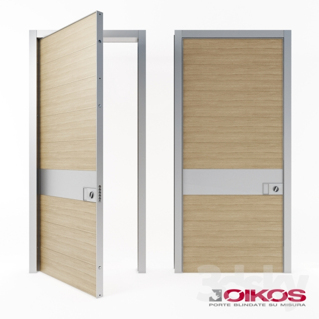 Protuprovalna / blindirana vrata Oikos  - proizvodnja i prodaja, Serra, Buje / Umag, Istra, Hrvatska