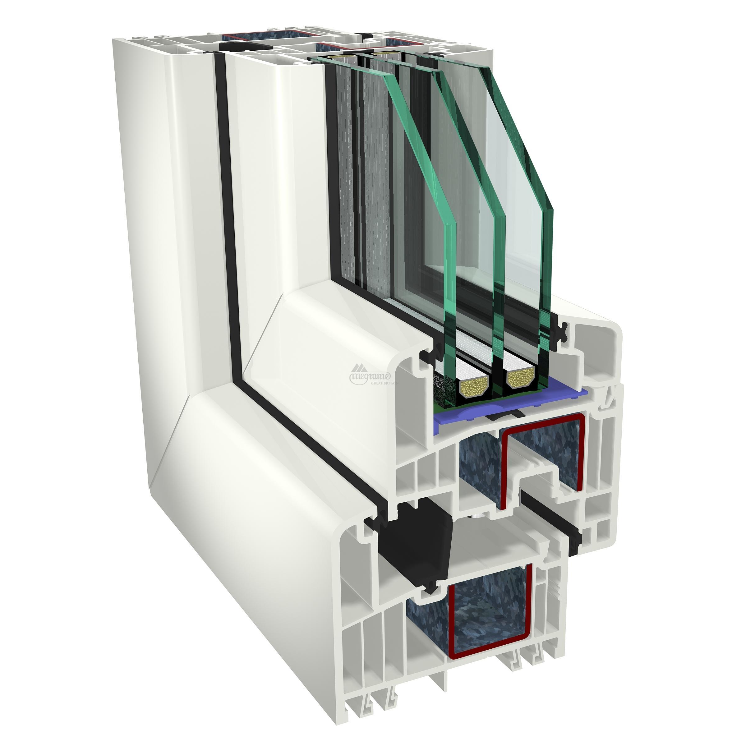 S 9000 - PVC prozori - proizvodnja i prodaja, Serra, Buje / Umag, Istra, Hrvatska